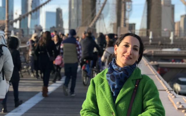 Главная туристическая тропа Нью-Йорка