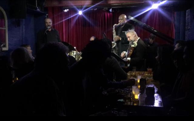 Вечерний джаз и ...бурбон