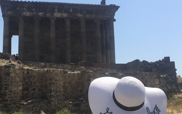 Сокровища Армении: храм Гарни