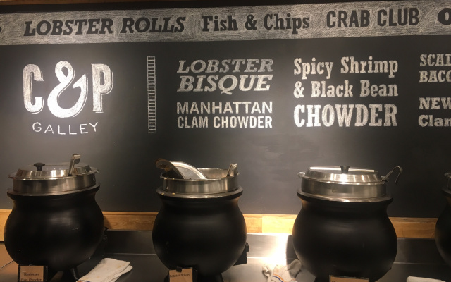 Не попробовать chowder в США - непростительная ошибка
